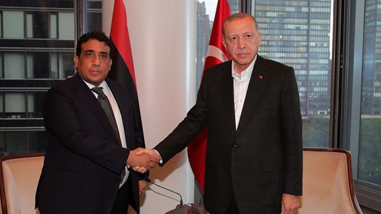 Son dakika: Cumhurbaşkanı Erdoğandan New Yorkta kritik temaslar