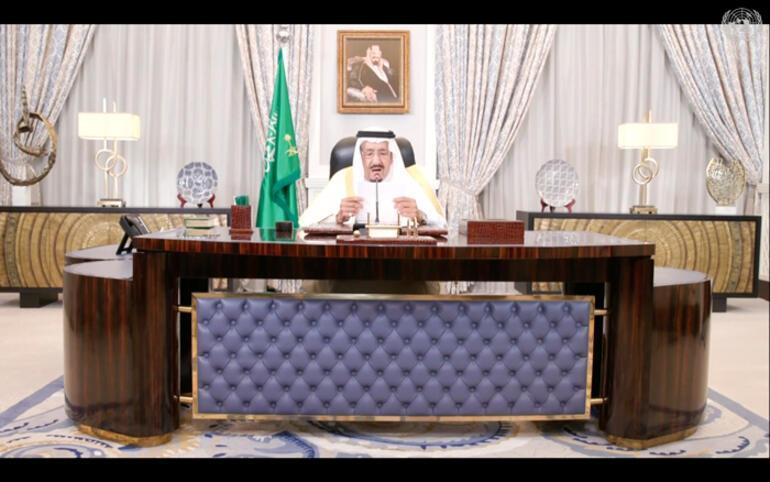 Suudi Arabistan Kralı Selmandan BMde İrana flaş mesaj