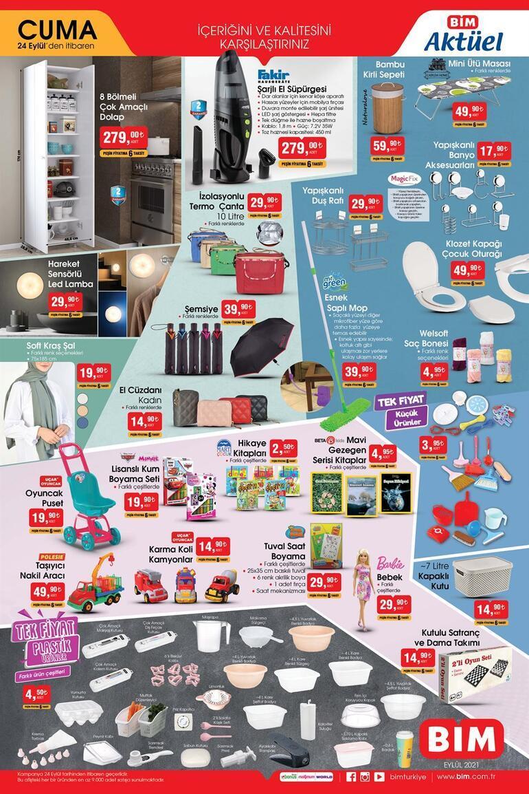 BİM mağazaları saat kaçta açılıyor/kapanıyor BİMde bugün hangi indirimli ürünler satışta
