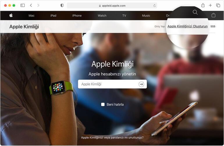 Apple Kimliği ve iCloud Hesabı Oluşturma: Yeni Apple Kimliği ve iCloud Hesabı Nasıl Oluşturulur