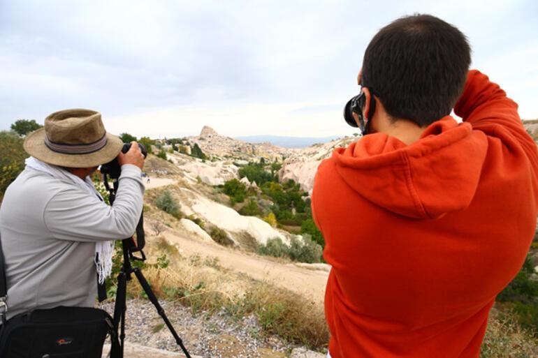 2021 Dünya Mirasları Foto Safari etkinliği Kapadokya ayağıyla başladı