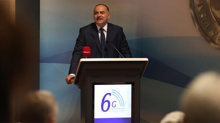 Türkiyede 5Gnin kullanımı için hedef açıklandı