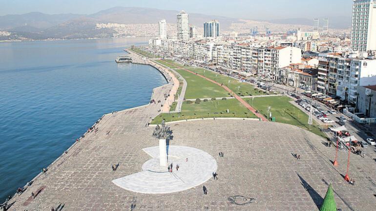 İzmir'in arka sokaklarında 89 kalem iş tamamen bitti