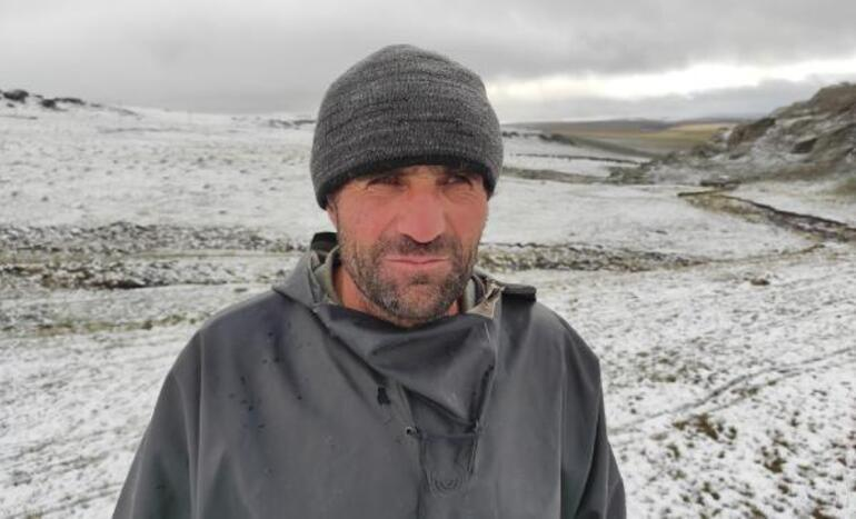 Karsta kar yağışı besicileri hazırlıksız yakaladı