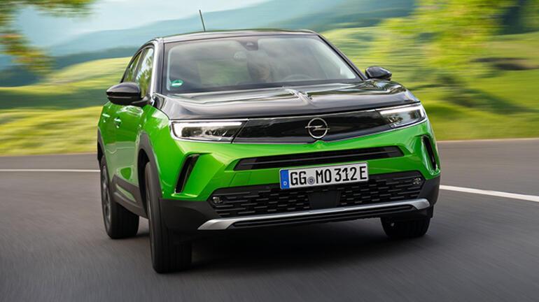 Opel Mokka-e, 2022nin ilk yarısında Türkiye'de