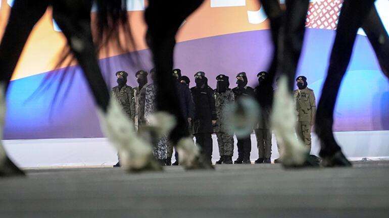 Suudi Arabistanda bir ilk Yasak kalktı
