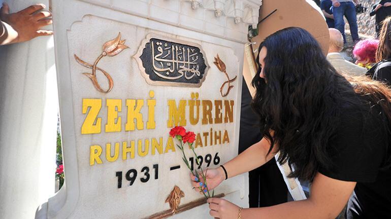Zeki Mürenin 25. ölüm yıl dönümünde Selami Şahin anlattı: Yüzüklerimizi o takmıştı