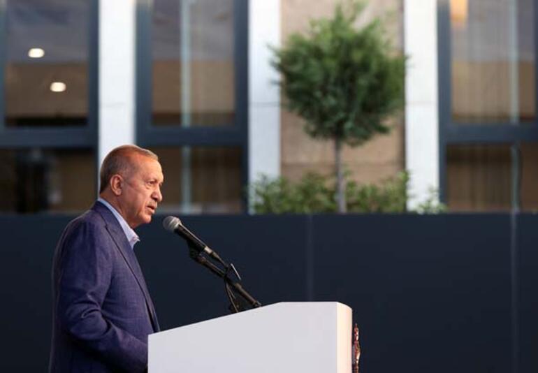 Son dakika: Erdoğandan yurt açıklaması: Kapasitelerini hiç olmadığı kadar tırmandırdık