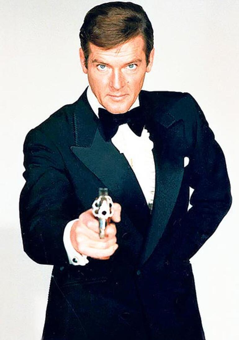 Zamana meydan okuyan en havalı ajan: 007 James  Bond