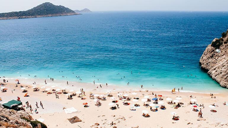 Bir şehir: Antalya
