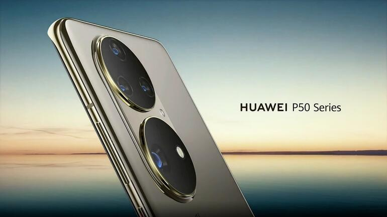 Huawei P50 yanlışlıkla listelendi Tüm özellikler ortaya çıktı