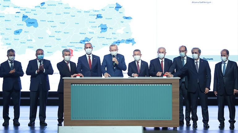 Son dakika... Cumhurbaşkanı Erdoğan: Yakında her ilde devreye alıyoruz