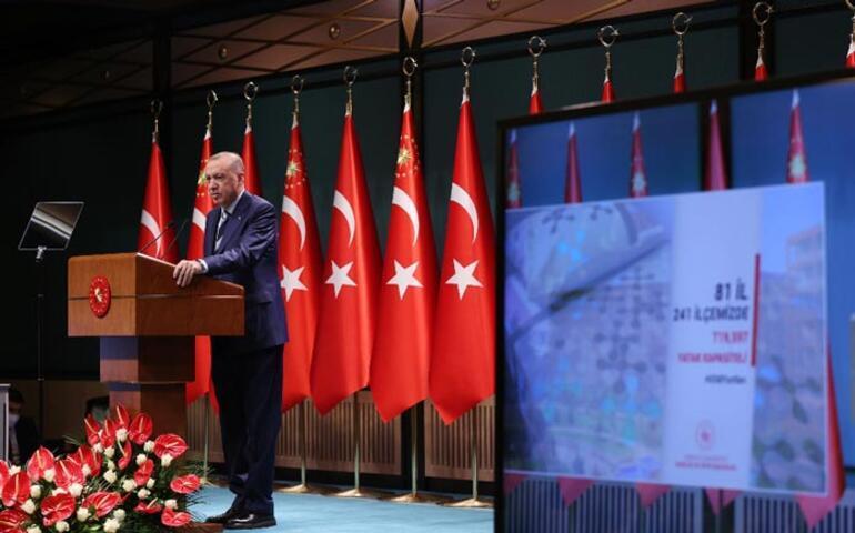 Son dakika: Öğrenci yurdu tartışması Erdoğan: Bankta yatanların öğrencilikle alakası yok