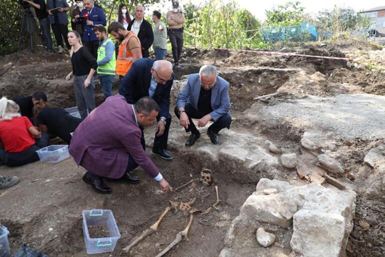Orduda 2 bin yıllık olduğu tahmin edilen ikinci lahit bulundu