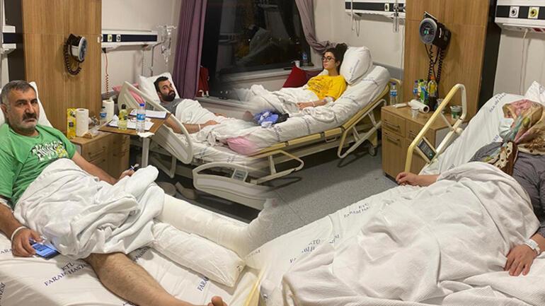 Son dakika... 4 kişinin yaralandığı takı kavgasında doktor çift boşanıyor