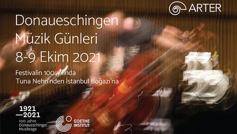 100. yılını Tuna Nehri'nden İstanbul Boğazı'na Donaueschingen Müzik Günleri Arterde