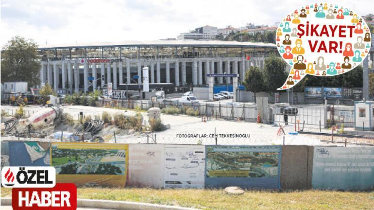 Dolmabahçe-Levazım Tüneli kaderine mi terk edildi