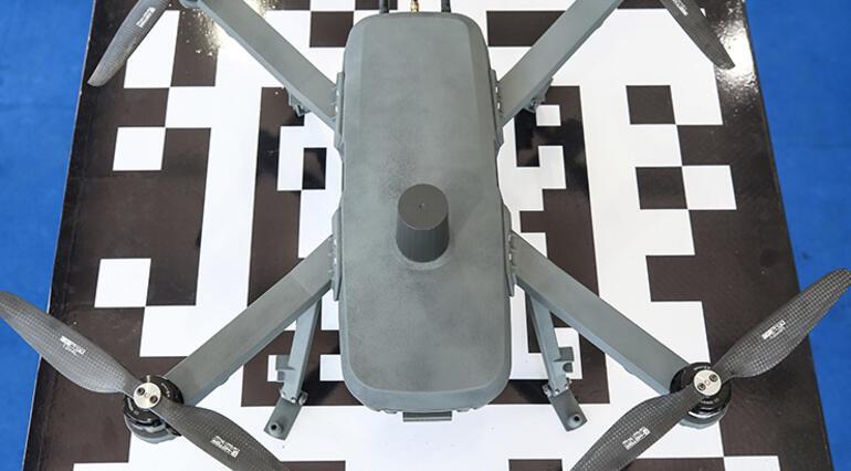 İHA ihtiyaçları için geliştirildi, askerin zırhlı araçlardaki gözü olacak