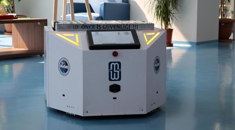 TEKNOFESTTE birincilik kazanan RoboMOSB, görev bekliyor