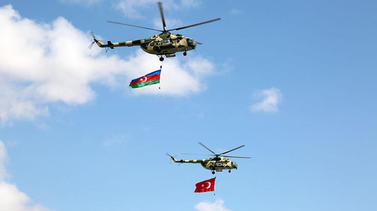 Son dakika: Türkiye ve Azerbaycandan gözdağı İşgal bölgeleri kurtarıldı