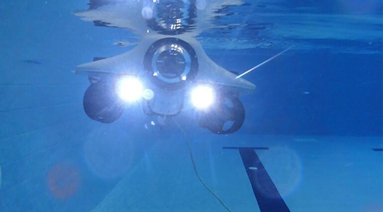 Su altını insansız araç ile keşfedilmesi planlanıyor