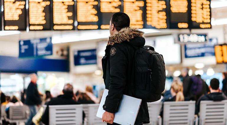 ABden 60 bin gence Avrupa genelinde ücretsiz tren seyahati