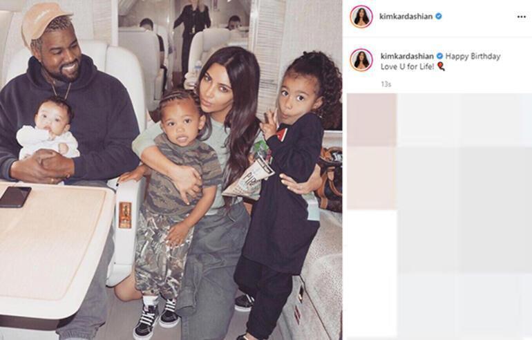 Kim Kardashian-Kanye West çiftinden büyük boşanma anlaşması