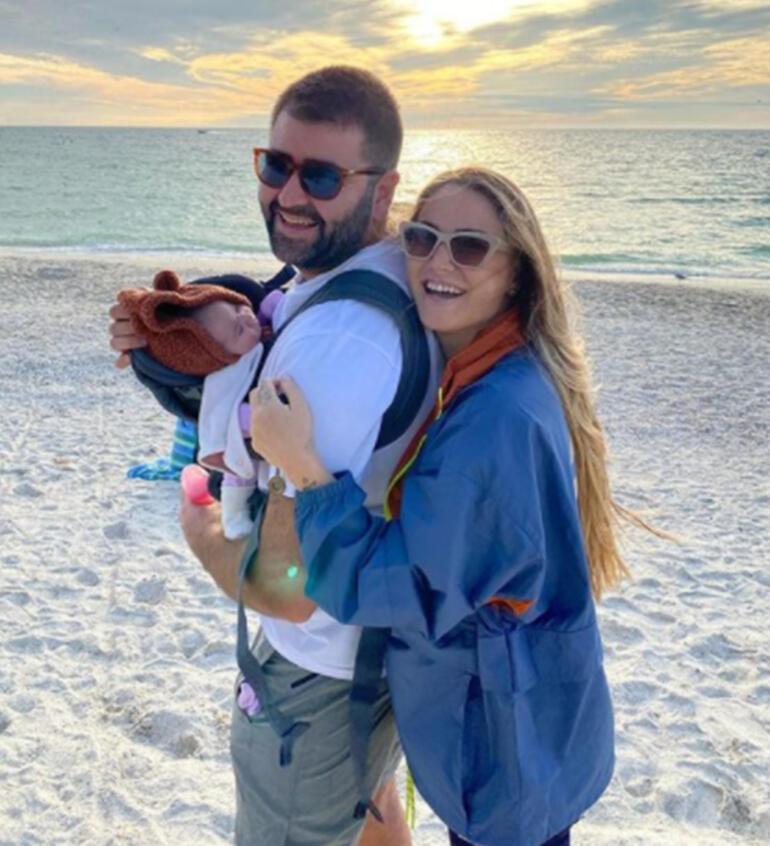 Ceyda Ateşin aile saadeti Evlilik yıl dönümünü böyle kutladı