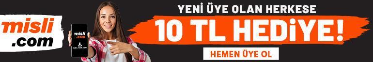 Galatasaray Başkanı Elmastan Mustafa Cengize jest