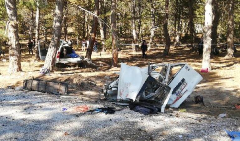 Afyonda 5 öğrencinin öldüğü kazada korkunç iddia İdare edeceksin
