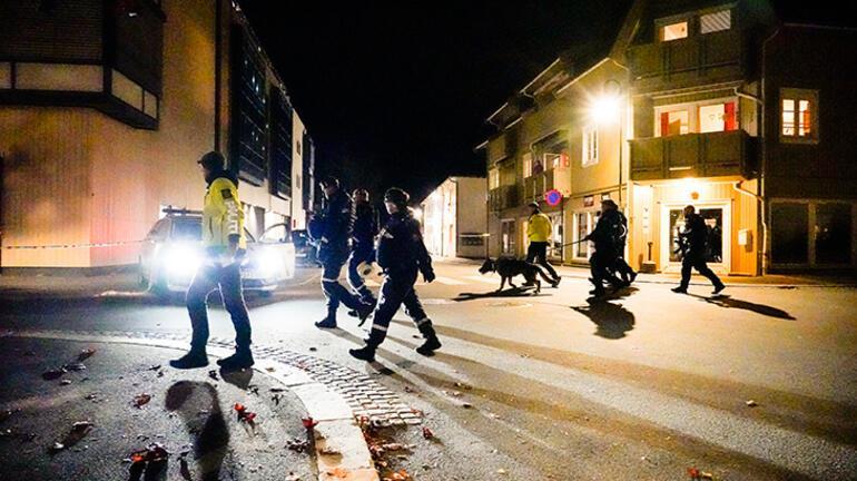 Son dakika: Norveçte oklu saldırgan dehşeti Can kayıpları var
