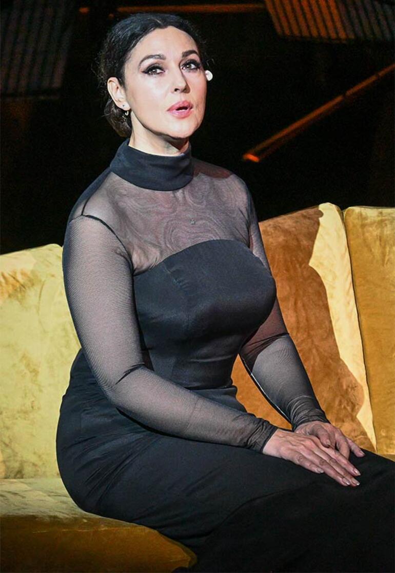 Monica Bellucci, Türkiyeye geliyor