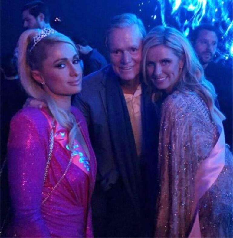 Paris Hiltondan bekarlığa veda partisi