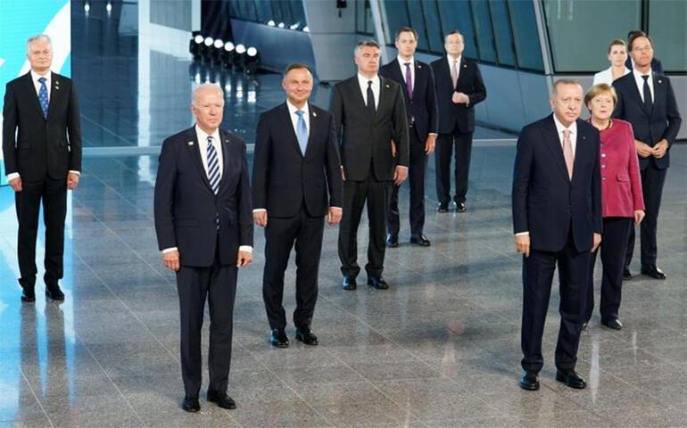 Son dakika... Erdoğan vazgeçmeyecek, Biden köşeye sıkıştı İngiliz basını yazdı