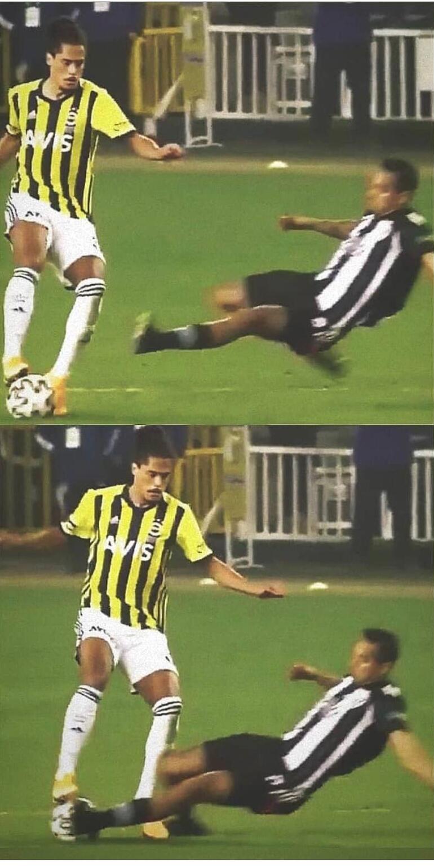 Son Dakika   Fenerbahçede sakatlık şoku Lemos...