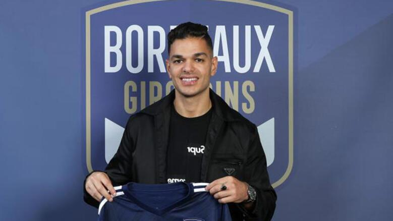 Son dakika   Hatem Ben Arfa resmen Bordeauxta