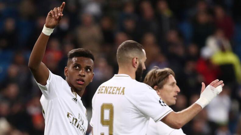 Ramos, Rodyrgoya izin vermedi
