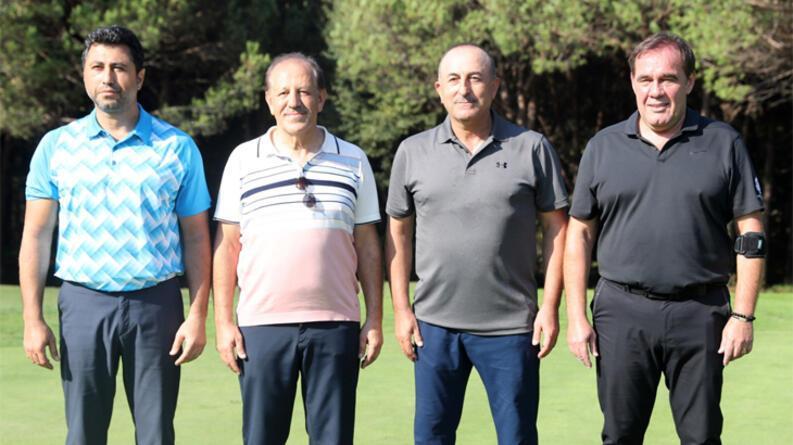 Erdoğan Demirören Golf Turnuvasının 3üncüsü tamamlandı