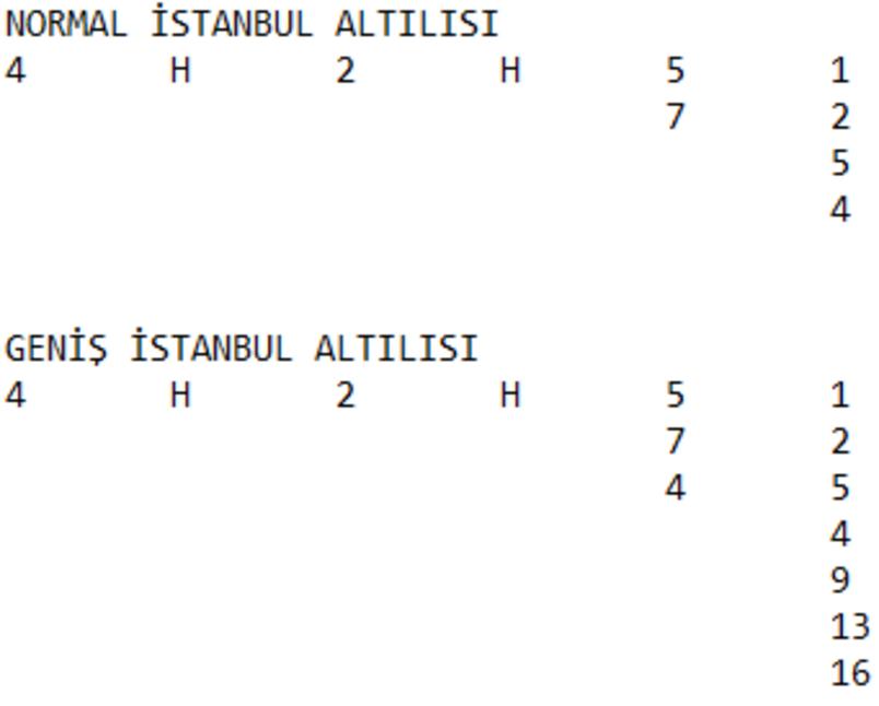 İstanbulda Hosli