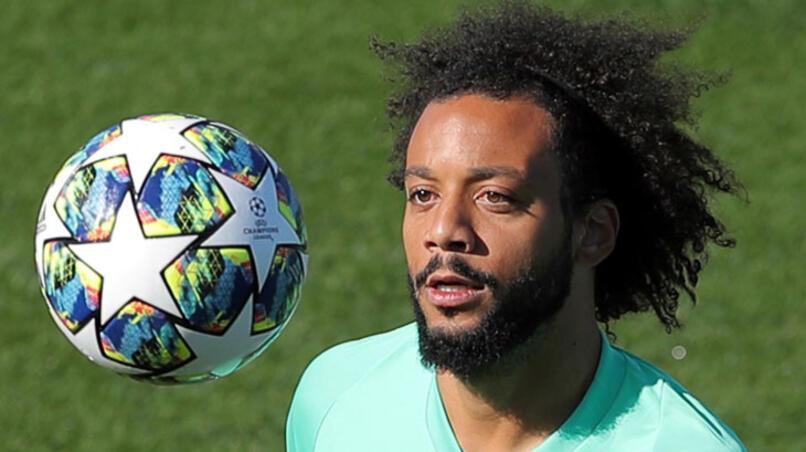 Real Madridde Marcelo şoku