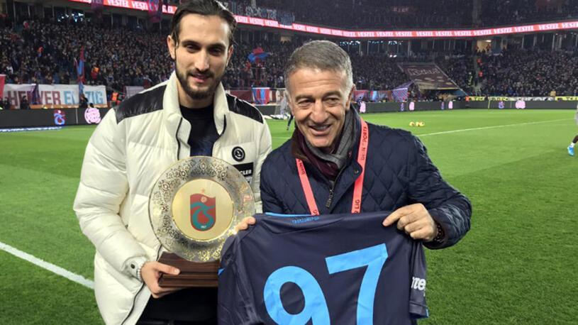 Trabzonspor, Yusuf Yazıcının formasını emekli etti