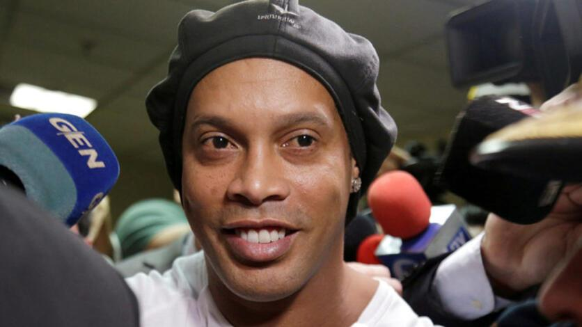 Ronaldinho 1.6 milyon dolara serbest