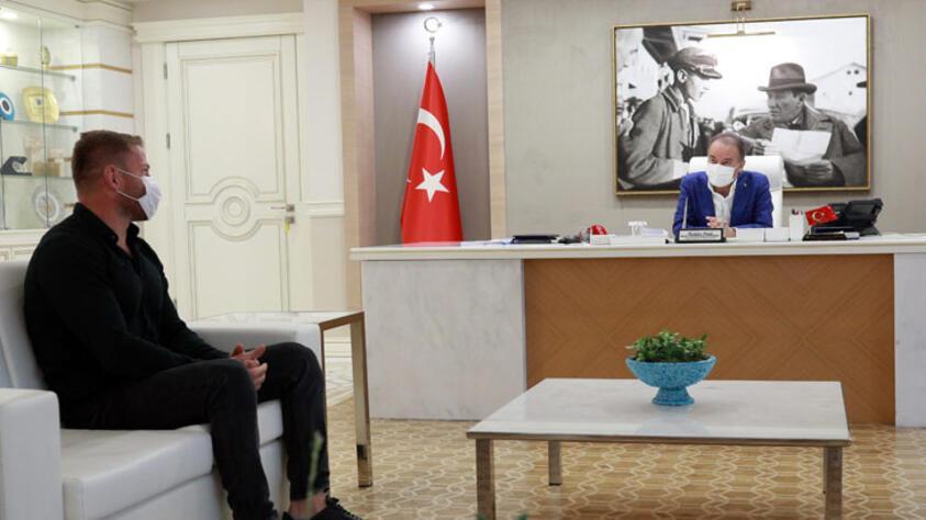 İsmail Balaban, Survivor'da Antalya'yı temsil edecek