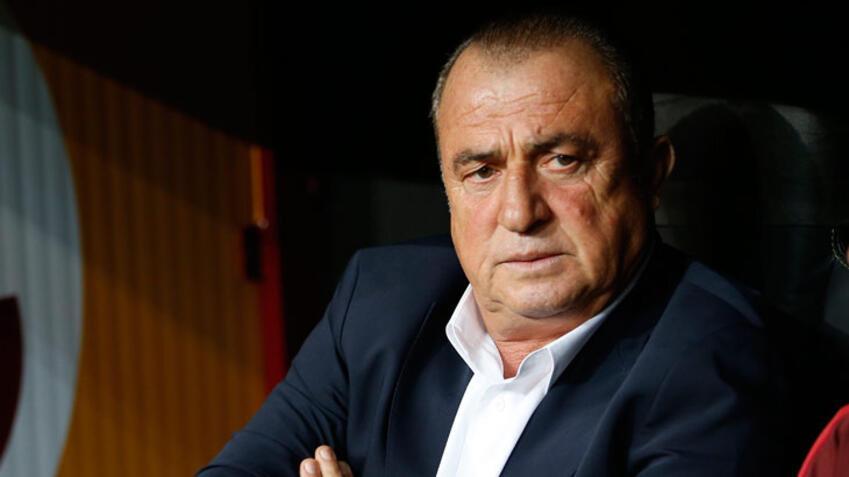 Terimden Galatasaraylı futbolculara: Panik yapmayın, iyiyim
