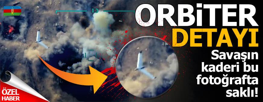 Orbiter detayı! Savaşın kaderi bu fotoğrafta saklı!
