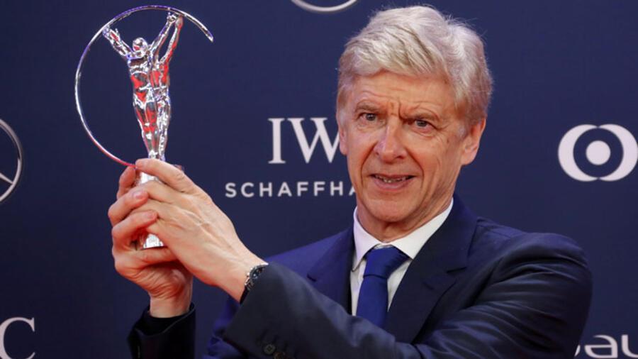 Arsene Wenger artık FIFAda çalışacak