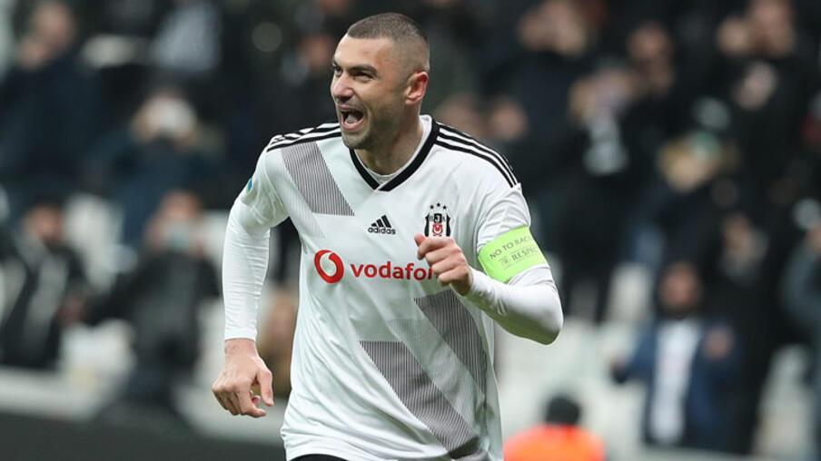 Beşiktaşta Burak elçi olacak