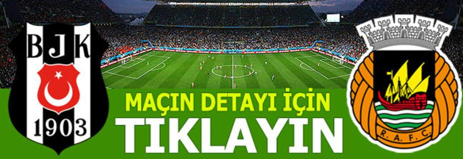 Son dakika   Beşiktaş UEFA Avrupa Ligine penaltılarla veda etti